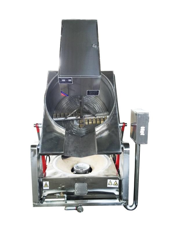 火锅炒料机70型液压款